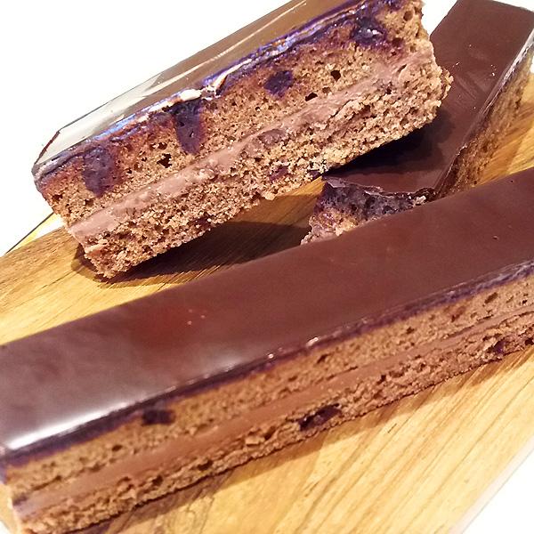 画像1: 味彩スティックチョコ味 5本入 (1)